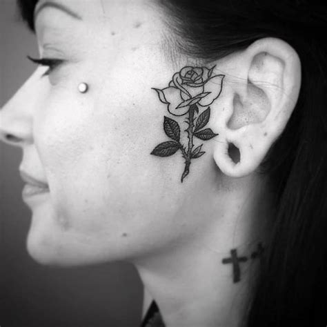 rose face by abes tattoonow