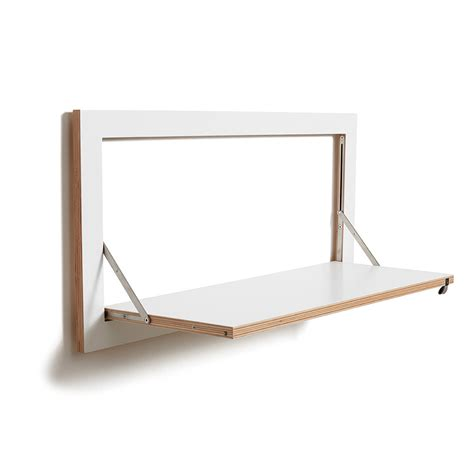 Single Shelf by Buy Ambivalenz Flapps Single Folding Shelf White Amara