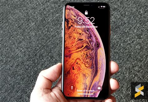 you get the iphone xs from rm4 799 in malaysia soyacincau