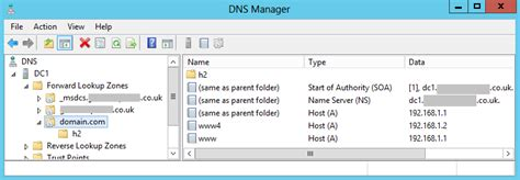 redirect creating subdomains   records  servers