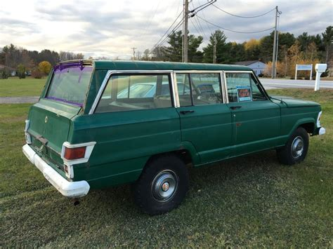 Jeep Wagoneer Forum Sold 1970 Jeep Wagoneer For A Bodies Only Mopar Forum