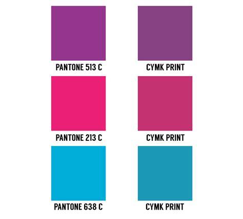 what is pantone do pantone colors change the outcome of my printing job