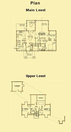adirondack floor plans mountain style home plans with 3 bedrooms a screen porch
