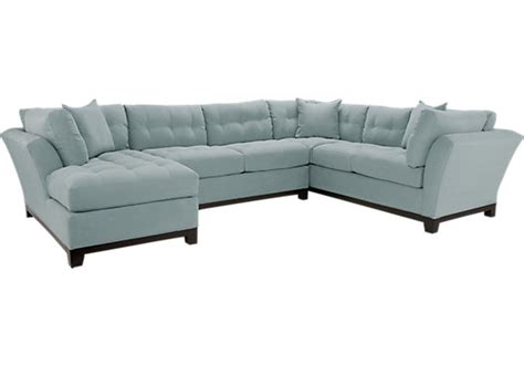 cindy crawford furniture sectional cindy crawford metropolis hydra 3pc sectional living