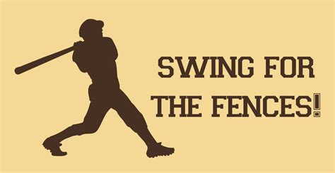 swinging for the fences black baseball in minnesota books sport quotes sayings wall decals stickers swing for
