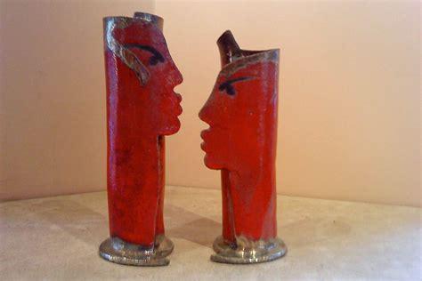 vase en c 233 ramique raku goldaniga de paula