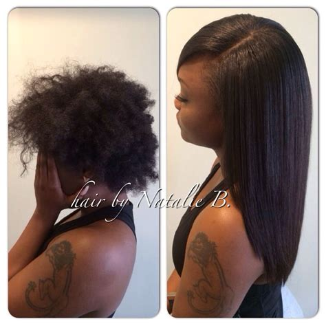 Best Type Of Weave For Relaxed Hair by Pin By Natalie Birdsong On Hair