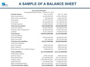 consolidated balance sheet template ebook database