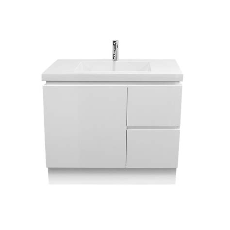 Bathroom Vanity Warehouse Function 900mm Polymarble Floor Vanity Funcvan9 Bunnings Warehouse Bathroom Pinterest
