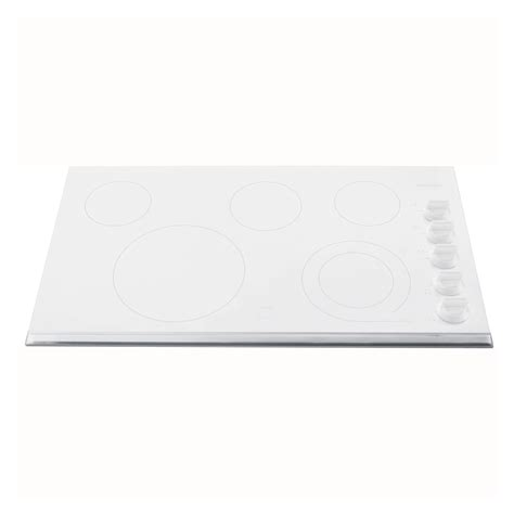 frigidaire gallery fgeckw  electric cooktop