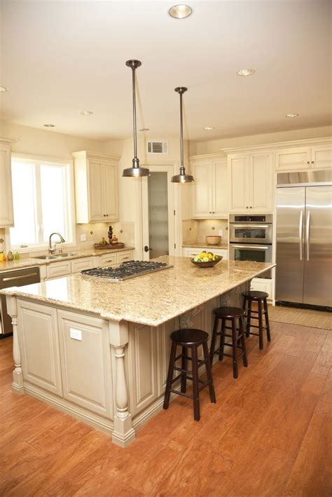 islands in the kitchen best 25 custom kitchen islands ideas on pinterest large