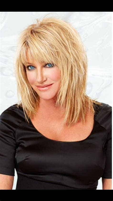 does suzanne somers have thin hair 25 best ideas about long choppy hairstyles on pinterest