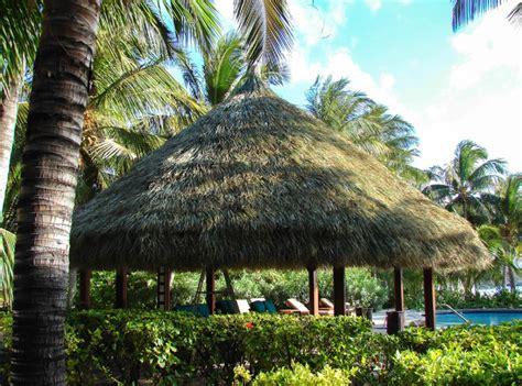 The Tiki Hut Company Poolside Tiki Hut Cabana