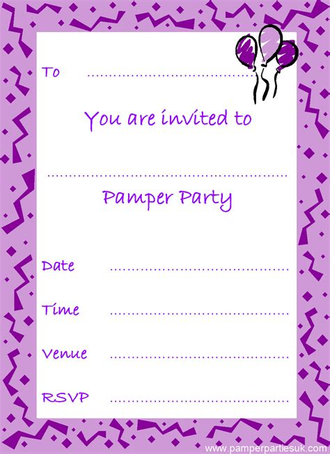 print at home invitation templates print at home birthday invitations eysachsephoto