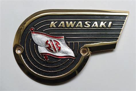 kawasaki emblem embleme restauration ralf gille