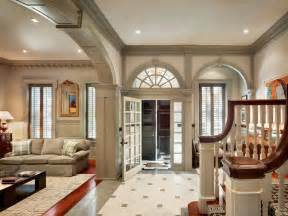 Home Interior Architecture by Town Home With Beautiful Architectural Elements