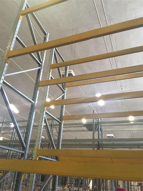 scaffali portapallets scaffalatura portapallet in materiale zincato scaffali