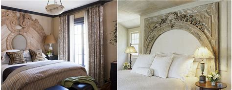 purpose of headboard the decorative genius of repurposing places in the home