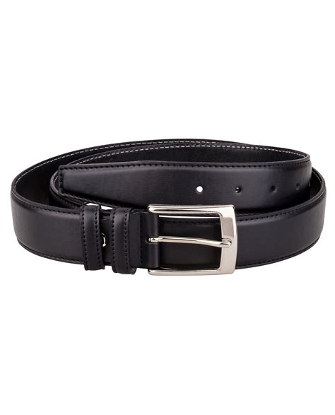 buy black soft dress belt leatherbeltsonline