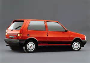 Fiat E Sunday Classic Fiat Uno Turbo I E Ran When Parked