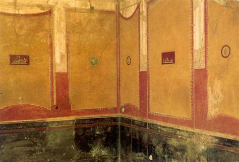 latest wall paint styles view article the four styles of roman wall paintings