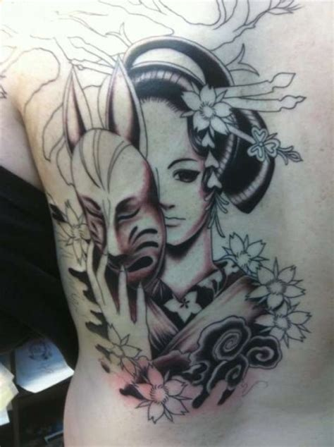 tattoo oriental geisha significado fotos e significado da tatuagem de gueixa fotos de tatuagens