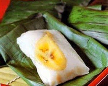 membuat kue nagasari resep cara membuat kue nagasari pisang kukus resep