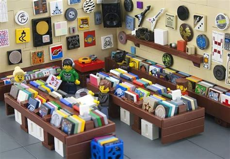 Lego Vinyl Flooring by Anorak Shopping In The Lego Vinyl Store