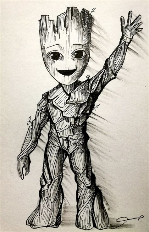 I M Drawing In by I Am Groot I Am Groot I Am Groot By Imperialartist115
