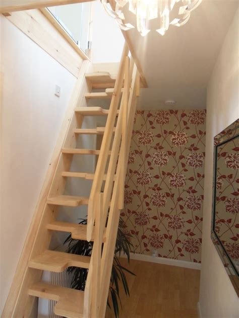 Cheap Kitchen Ideas For Small Kitchens loft conversion lounge contemporary staircase other