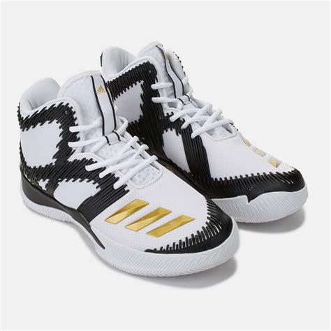 basketball shoe shop shop white adidas point guard 2 basketball shoe for mens