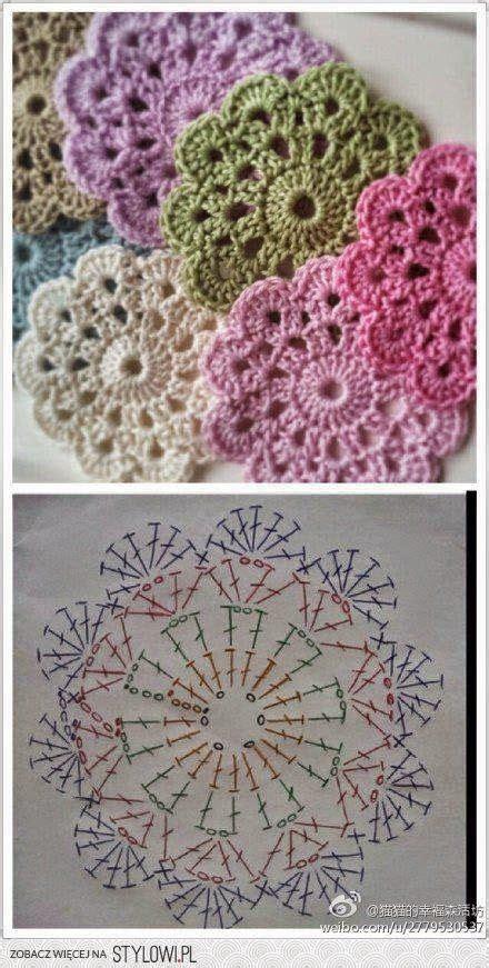 cuadrado de ganchillo dos modelos de grannys cuadrado y floral todo crochet