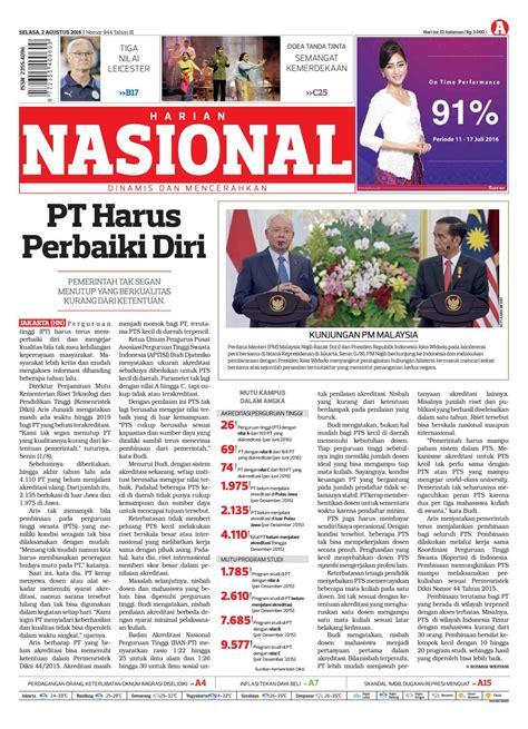 Standarisasi Pendidikan Nasional Tinjauan Kritis H A R Tilaar harian nasional by harian nasional issuu