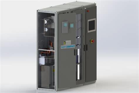 armadi compact armadi shpp compact per idroelettrico eltech srl