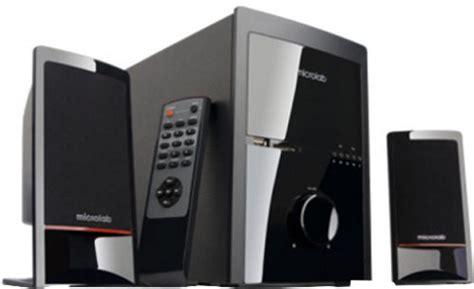 Microlab M 700u Tipe 2 1 By A16com microlab m 700u 46 watt rms 2 1 fm radio multimedia