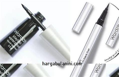 Harga Make Up Merk Ivan Gunawan harga eye liner wardah terbaru november 2018