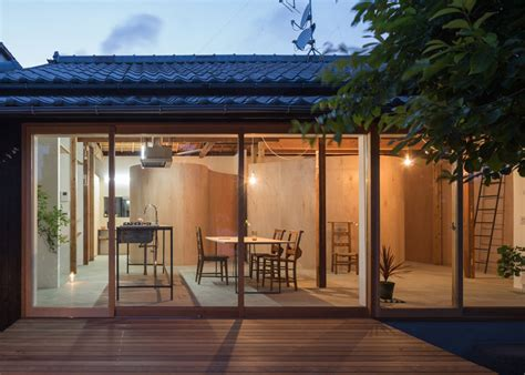 japanese house plans architecture tato architects redesign a small traditional japanese house