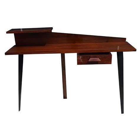 Mid Century Modern Desks For Sale Mid Century Modern Italian Rosewood Wall Desk For Sale At 1stdibs