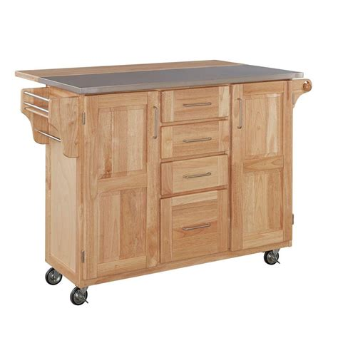 kitchen island cart canada home styles large create a cart in white with wood