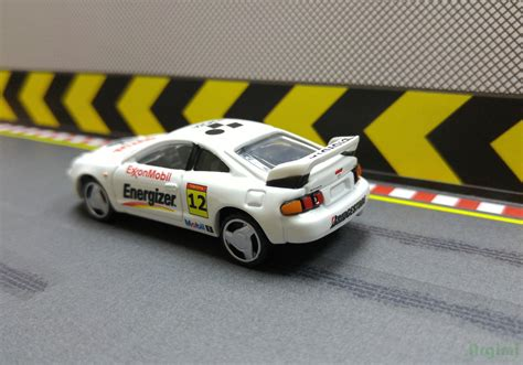 Tomica Premium Toyota Celica Gt 4 二月 2016 阿芝米車仔誌 argimi mini car