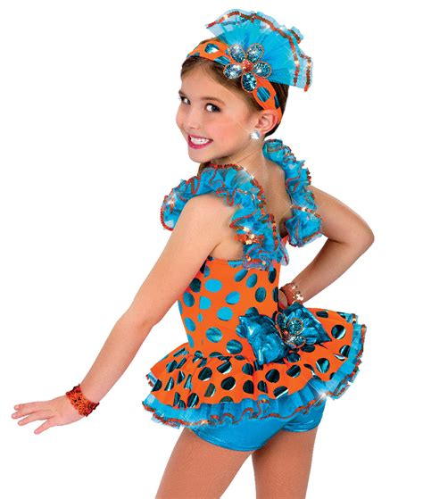 Salsa Peplum Ruffle a wish come true 15634 shake it up