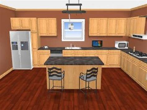 15 free kitchen cabinet design software home