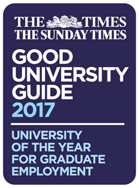 sunday times careers section first for graduate employability the university of