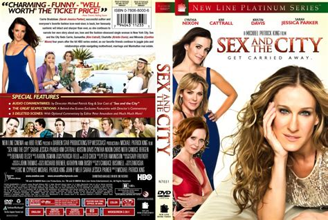 And The City The On Dvd by And The City Dvd Custom Covers Sexandthecity