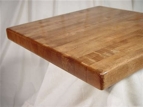 oak butcherblock solid wood square economy table top