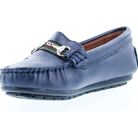venettini boys loafers venettini boys 55 toby designer buckle slip on casual