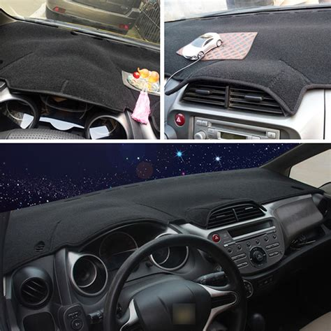 Karpet Dashboard Jazz dashboard cover fit for 2009 2013 honda fit dash mat