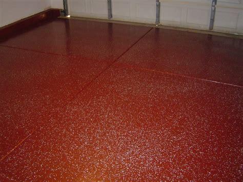Nashville Solid Color Garage Floor Coatings Concrete Epoxy