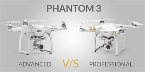 Dji Phantom 3 Professional Malaysia dji phantom 3 professional vs dji phantom 3 standard
