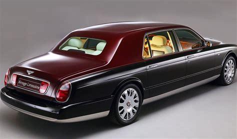bentley arnage limousine  mulliner  cars  cars